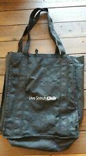 Vintage Microsoft Live Search Club (BING)  black reusable cloth shopping bag