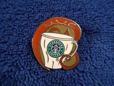 Starbucks Coffee Barista Pin B