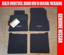 LEXUS OEM FACTORY CARPET FLOOR MAT SET 15-19 NX200T NX300H BLACK W//SILVER STITCH