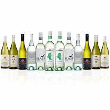 Big Brand Box White Mixed White Wine w/ 5 Star Winery Peter Lehmann (12 Bottles)