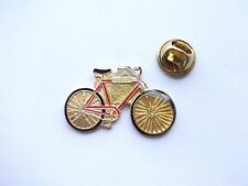 SALE - BMX MOUNTAIN BIKE X GAMES RACING RALEIGH CYCLES MTB BROOCH PIN BADGE 99p