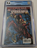 Amazing Spider-Man #529 (CGC 9.6 NM+, 1st Iron Spider (new suit) appearance)!