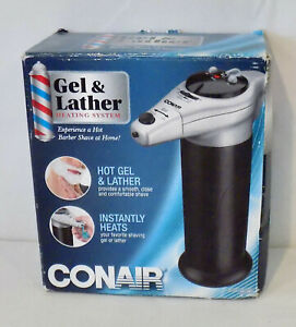 Conair Gel & Lather Heating System Machine New Open Box Model HGL1NR