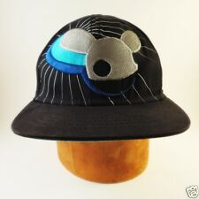 DEADMAU5 DJ  Baseball Cap Adjustable Snapback Trucker Hat Black Silver Blue Rave