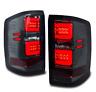 2014-17 CHEVY SILVERADO 1500/2500HD/3500HD REAR LED TAIL BRAKE LIGHTS LAMP SMOKE