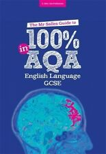 The Mr Salles Guide To 100% In AQA English Language Exam (Paperback)