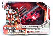 Autobot Blades-Transformers universo clásicos-Voyager-Nuevo/sin usar y en caja sellada