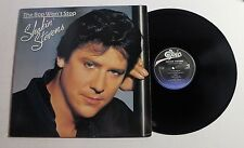 SHAKIN' STEVENS The Bop Won't Stop LP Epic Rec BFE-39286 US 1983 VG++ GSP 00D