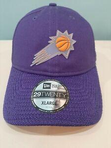 PHOENIX SUNS NBA HAT CAP SIZE XL NEW ERA 29TWENTY ON COURT COLLECTION