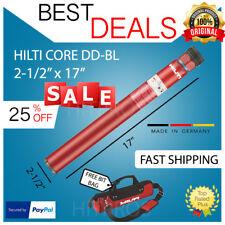 Hilti Core Bit Dd Bl 2 1217 U4 New Strong Fast Shipping Free Bit Bag