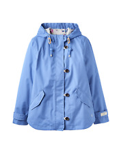 Joules Coast Womens Waterproof Jacket - Blue