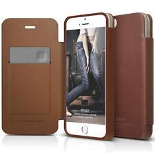 iPhone 6/6s PLUS elago S6P Genuine Leather FLIP Case Screen Protection Film