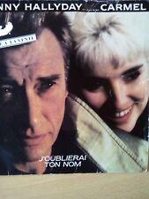 "Disque Vinyle 45 tours occasion ""Johnny HALLYDAY"