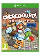Overcooked Gourmet Edition Xbox One Xb1