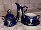Vintage Fedora Mini Tea Set