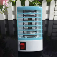 Insect Killer Mosquito Pest Fly Bug Zapper Catcher Trap Electric UV Lights Lamps