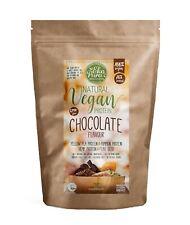 Vegan Protein Schokolade - 76% Protein - Bio-Zutaten, 100% Pflanzlich - 500g