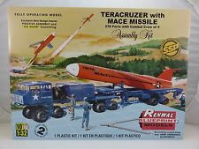 Revell Renwal TERACRUZER WITH MACE MISSILE 1/32 Scale Plastic Model Kit UNBUILT