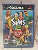 The Sims 2 Pets (Sony Playstation 2, 2006) PS2 Game