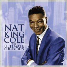 NAT KING COLE: THE ULTIMATE COLLECTION CD THE VERY BEST OF / GREATEST HITS / NEW