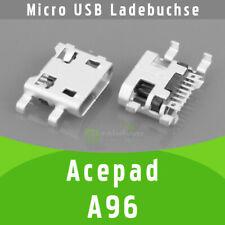 ✅ Acepad A96 10.0 Micro USB DC Buchse Ladebuchse Strombuchse Port Connector