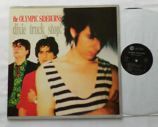 The OLYMPIC SIDEBURNS Dixie truck stop! FRENCH Orig LP ACCORD (1987) EX