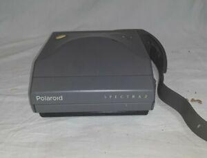 Vintage POLAROID Spectra 2 System Instant Film Camera Untested