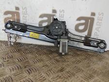 CHRYSLER YPSILON S 2013 DRIVER SIDE FRONT ELECTRIC WINDOW REGULATOR 51935792