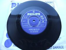 """FRITZ,MIKE AND MO""""SOMEBODY STOLE THE SUN""""PHILIPS BF1427(1965)  FOUR PENNIES 7in"""
