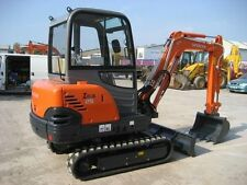 HITACHI ZX16 ZX18 ZX25 MINI EXCAVATOR SERVICE MANUAL ON CD *FREE UK POSTAGE*