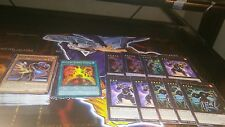 Yugioh Battlin Boxer Deck played to nm 49 Cards (40 Cards plus 9 card extra)