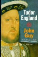 Tudor England by Guy, John Paperback Book The Cheap Fast Free Post