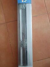 Store vénitien en aluminium argenté 60x180cm