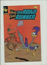 BEEP BEEP THE ROAD RUNNER#98 1981 WHITMAN COMICS  FILE COPY  WILE E. COYOTE  NM-