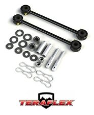 """TeraFlex YJ 0""""-2.5"""" Front Swaybar Quick Disconnect Kit for 87-95 Jeep Wrangler"""