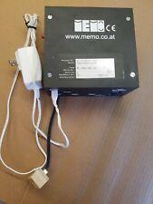 Memo security status panel controller Mi-Cond-0001-02 asset protection