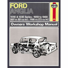 Ford 1959 Year Car Service & Repair Manuals