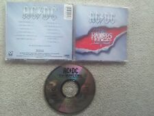 AC/DC the razors Edge German Collectors Edition CD Angus young