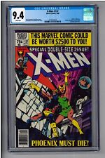 UNCANNY X-MEN 137 CGC 9.4 NM & WHITE PAGES NEWSSTAND DEATH OF PHOENIX 1980 BYRNE