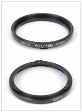 Bay filter 43mm for Rolleiflex 80mm 135mm TLR F2.8 Screw Thread Adapter New