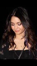 Colgante de cuarzo trasparente unearthen Vanessa Hudgens Collar De Bala