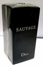 Christian Dior SAUVAGE EDT Spray 100ml 3.3oz 3.4oz Men NEW SEALED 100% Original