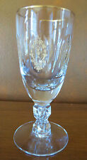 Tiffin Franciscan Crystal Palais Versailles Juice Goblet(s)