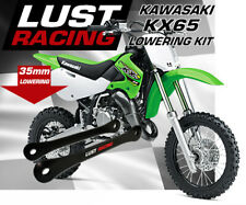 "Lust Racing Kawasaki KX65 2000-2020 Lowering Kit 35mm 1.4""inch Suspension links"