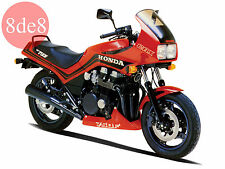 Honda CBX 750 X (1990) - Workshop Manual on CD (In portuguese)