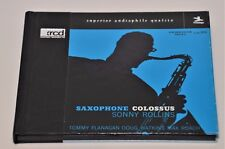 SONNY ROLLINS-SAXOPHONE COLOSSUS-RARE JVC XRCD LIMITED EDITION