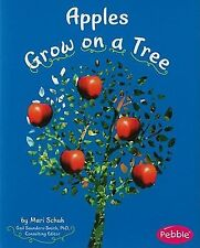 How Fruits and Vegetables Grow Ser.: Apples Grow on a Tree by Mari Schuh...