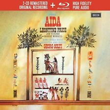 Leontyne Price - Aida [New CD] With Blu-Ray Audio, Deluxe Edition