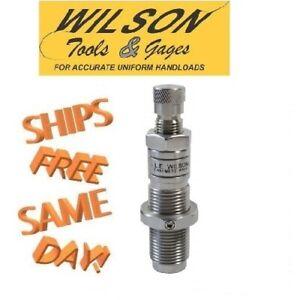 L.E. Wilson Full Length Sizing Die - Bushing Type 6.5 Creedmoor- FLD-6CRED