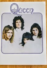 Queen Rare Book of 22 Songs Music Sheets Lyrics Photographs Made in Uk 1979